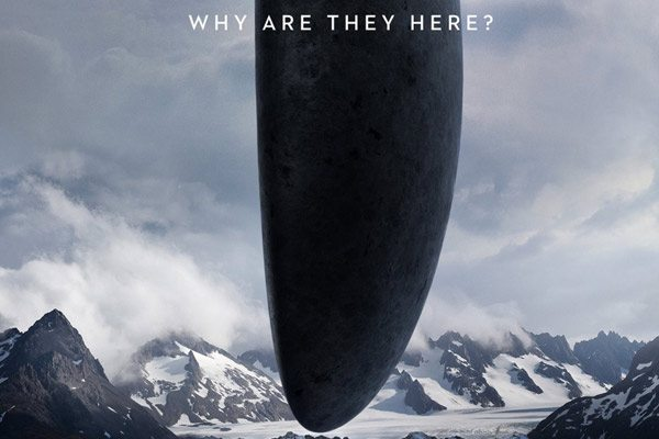 arrival poster s - Arrival (2016)