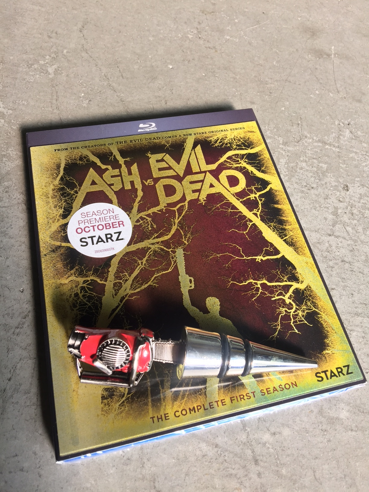 ash contest 2 - Win an Ash vs. Evil Dead Prize Package and More!