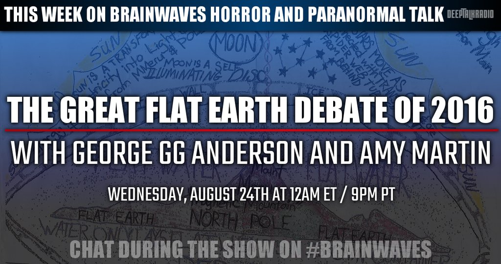 Brainwaves Flat Earth