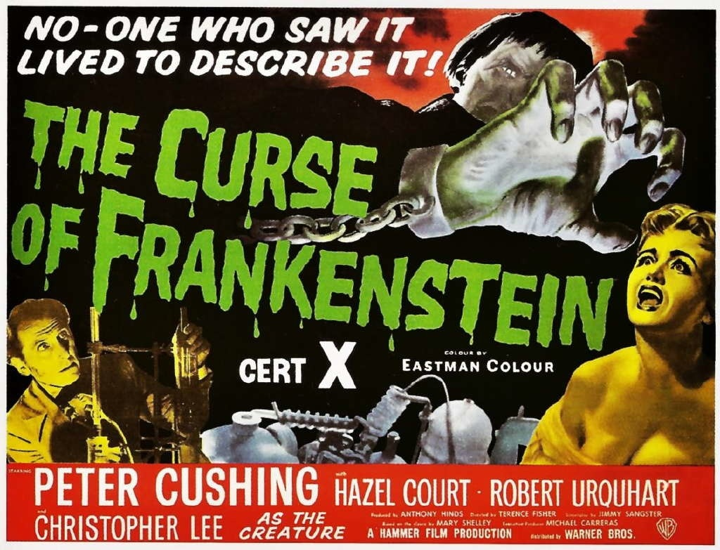 The Great American Read On Screen- Frankenstein