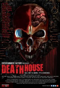 deathhouse finalposter 204x300 - Interview: Inside DEATH HOUSE with Harrison Smith