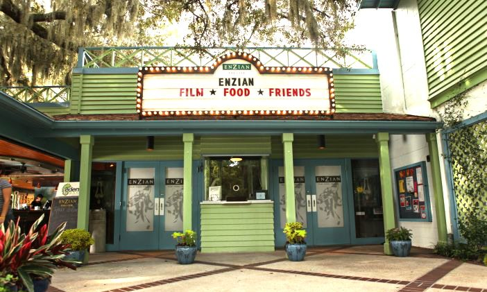 If you find yourself in Orlando, please visit the Enzian Theater. www.enzian.org