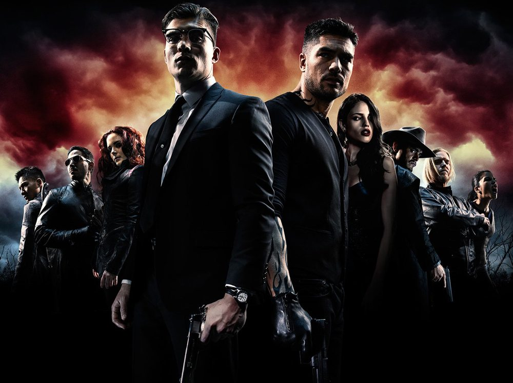 fdtd s3poster official s - Sex Machines Collide in these New From Dusk Till Dawn Videos