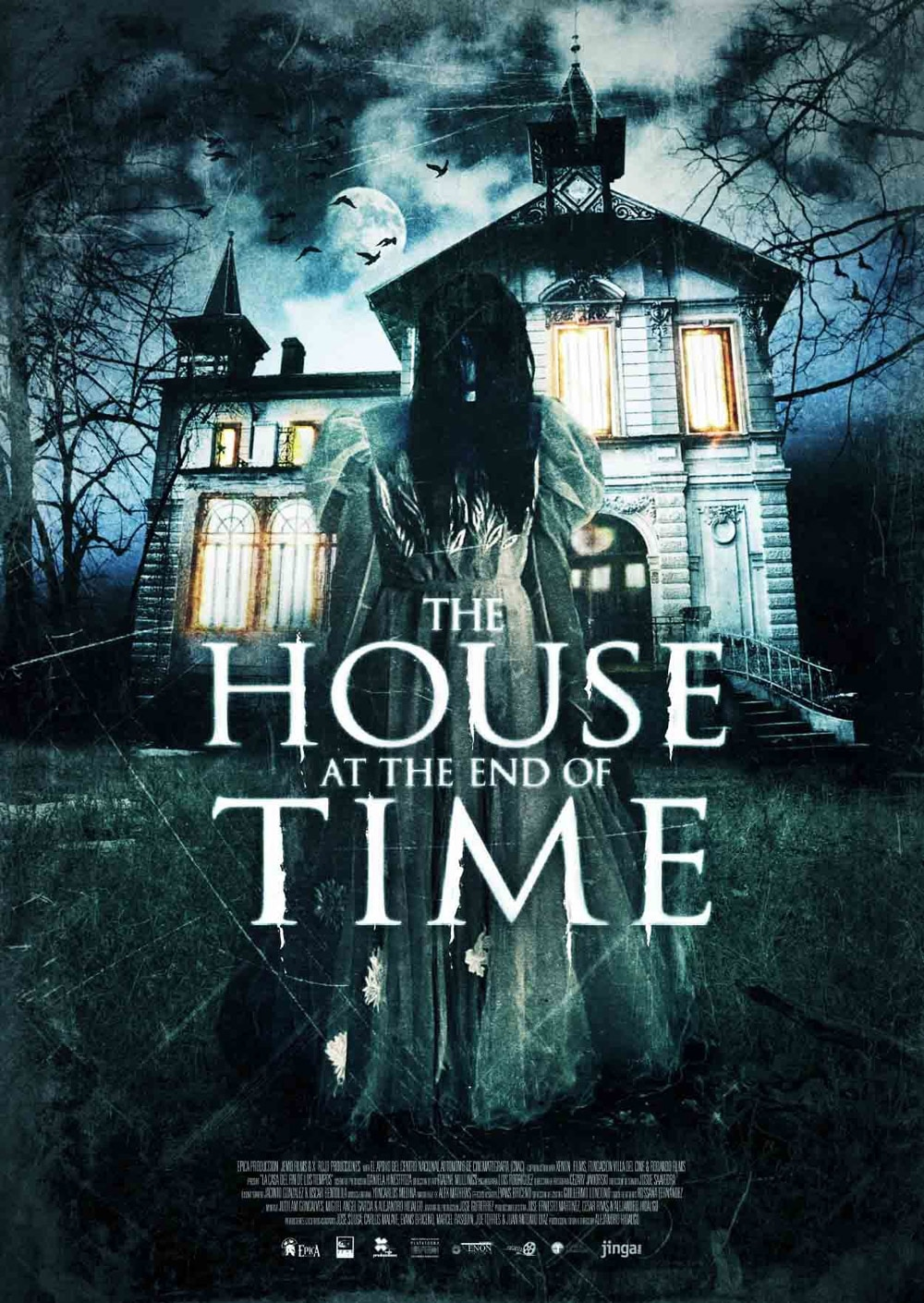 house end time - Exclusive: Director Alejandro Hidalgo Talks The House at the End of Time Remake