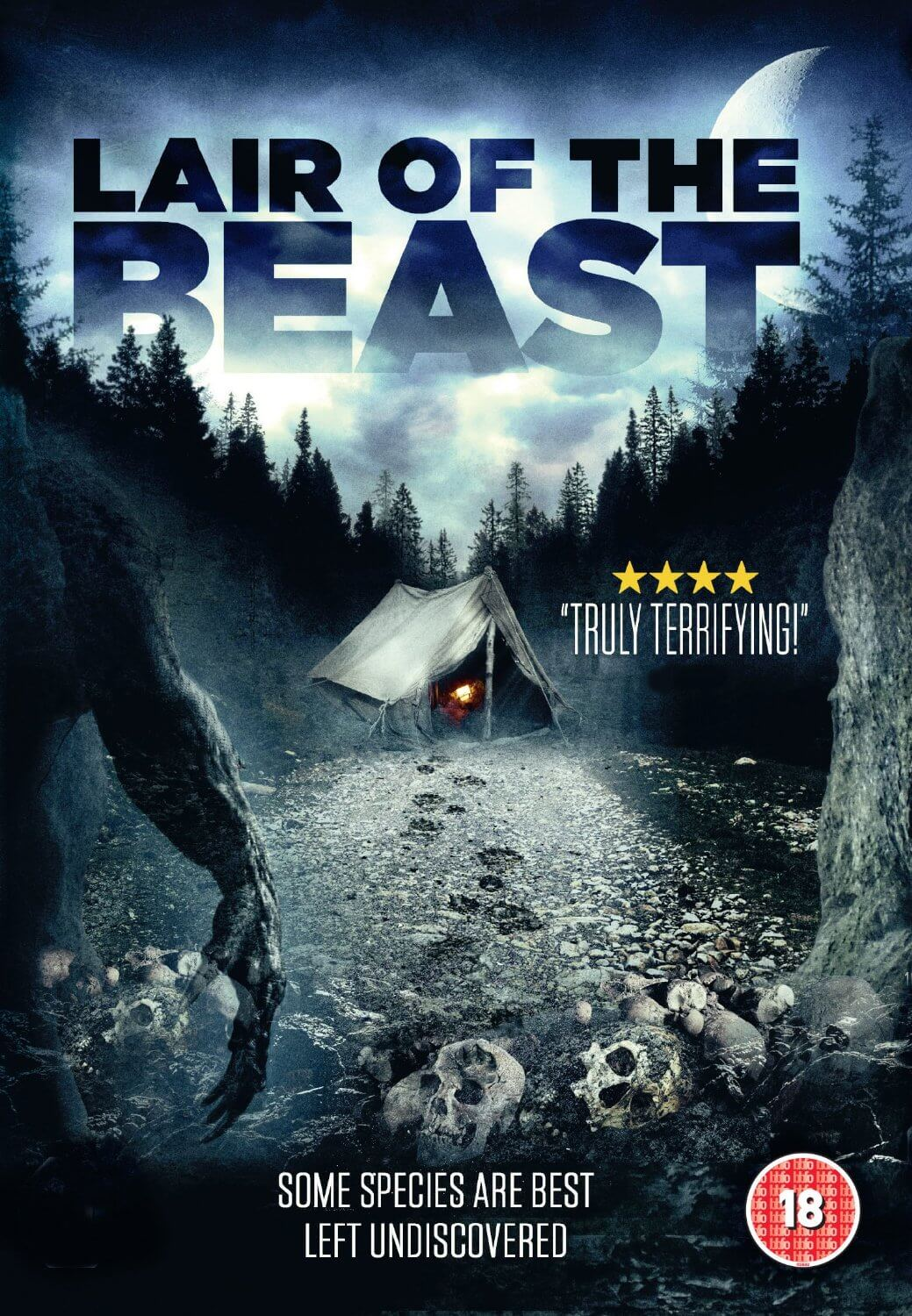 lair of the beast 1 - Beware the Chupacabra in Lair of the Beast; DVD Available Now