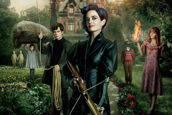 missperegrine poster s - See Some Peculiar Videos for Miss Peregrine's Home for Peculiar Children