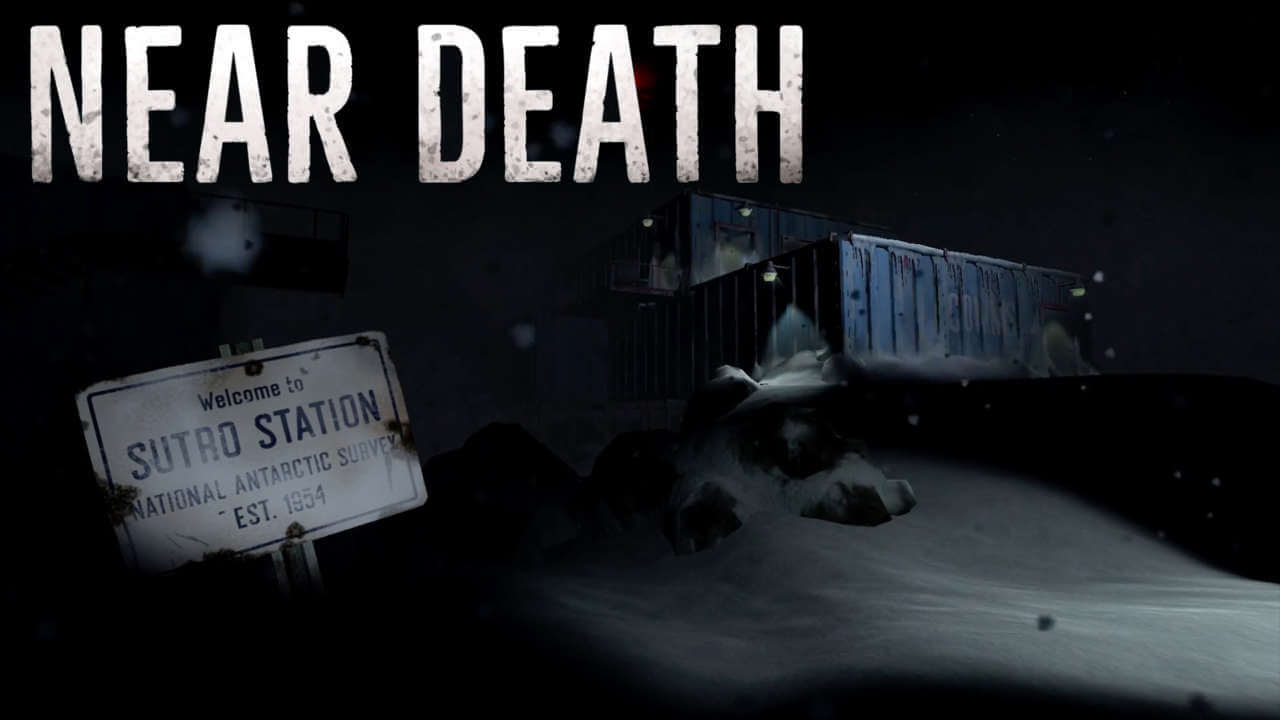 near death game 1 - The Harsh Conditions of Antarctica Will Drive You to Near Death