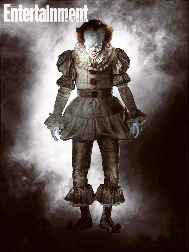 Lightened Pennywise