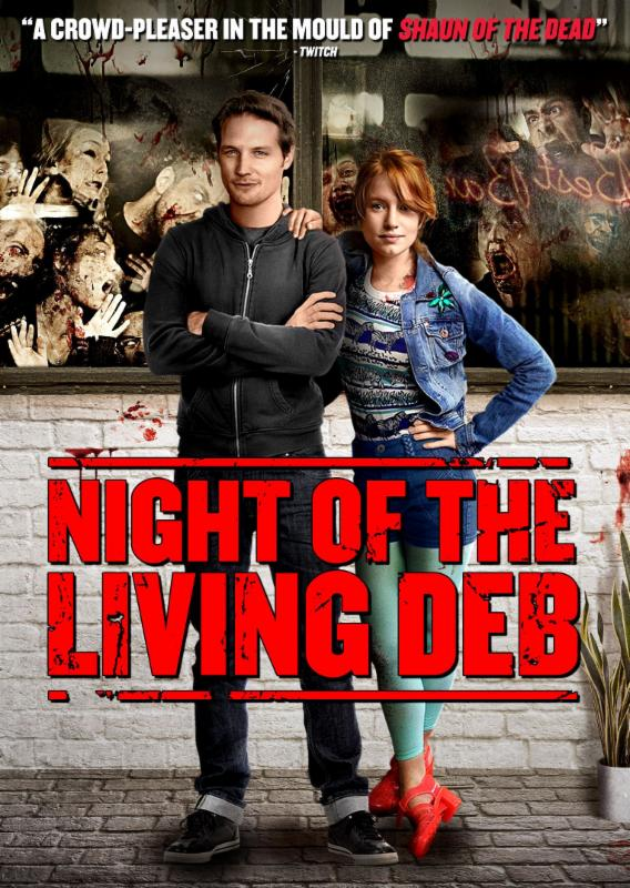 night of the living deb - Night of the Living Deb Takes a Bite Out of Home Video in September!