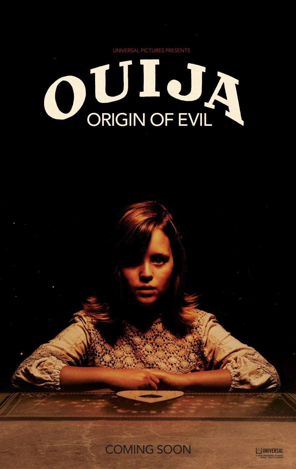 ouija 2 version 1 - Saturn Awards 2017: Mike Flanagan on Ouija Nomination; Updates on Gerald's Game and The Haunting of Hill House