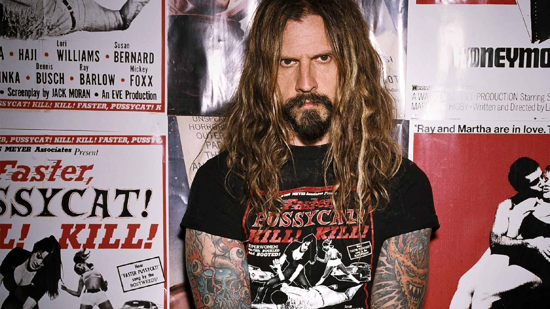 rob Zombie - 21 Movies. 5 Filmmakers. Limitless Futures: The Best of the New Breed Horror Director