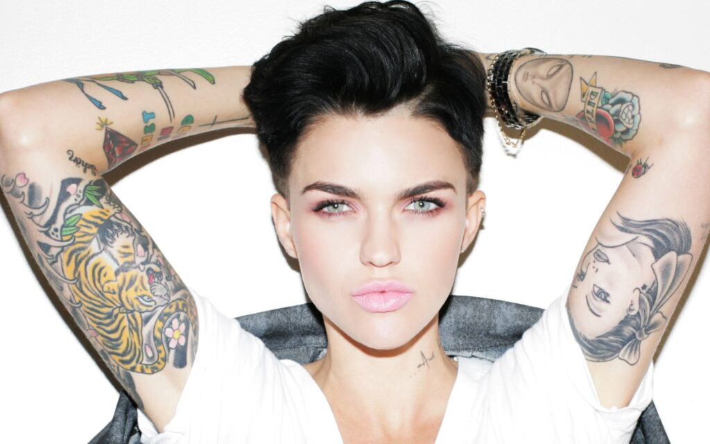 ruby rose meg