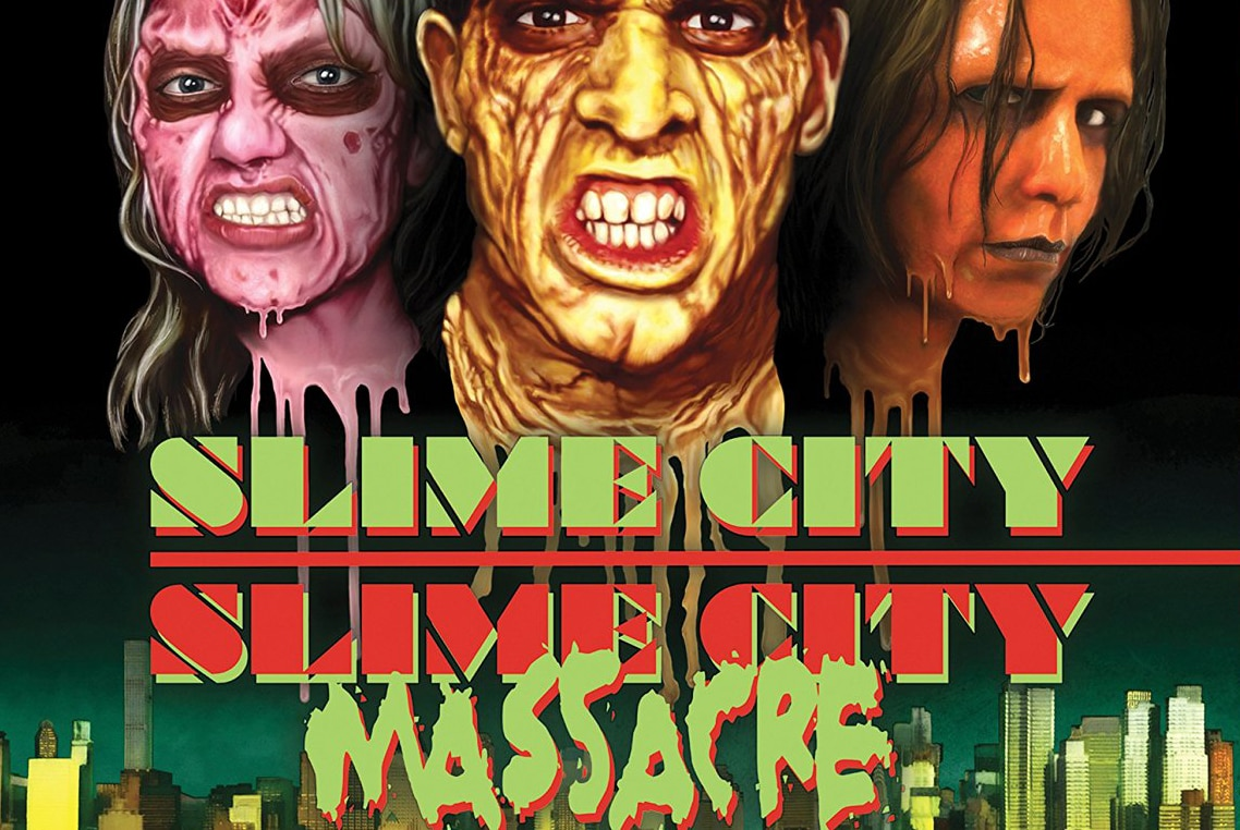 slimecity slimecitymassacre s - Official Green Band Slime City Massacre Trailer Oozes In!