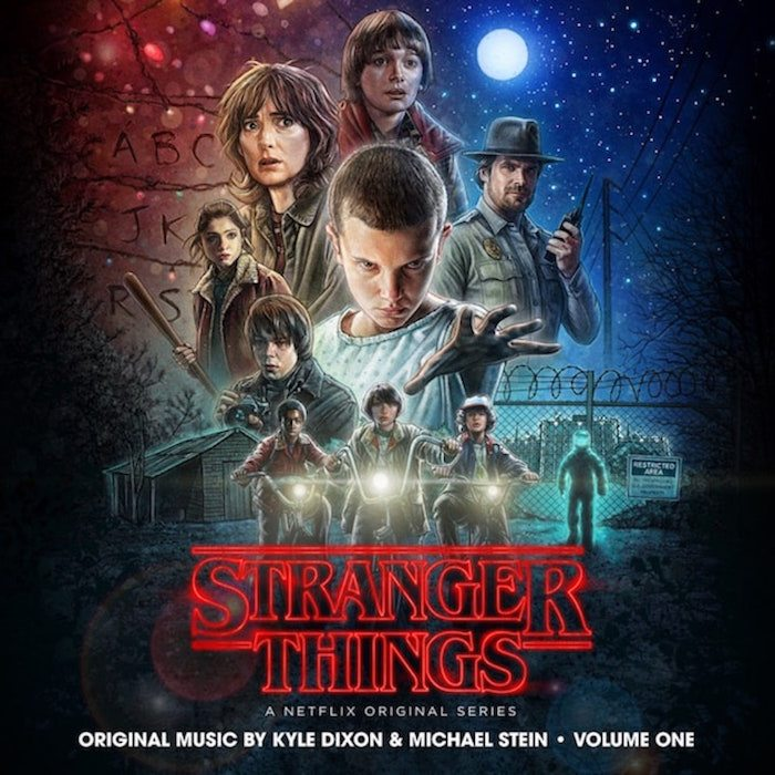 stranger things soundtrack - Stranger Things Soundtrack: Volume One Available Now on Digital; Volume Two Coming Soon!
