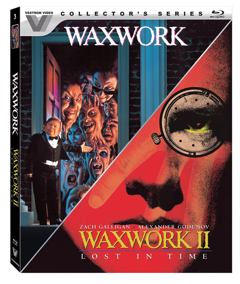 waxwork blu ray - Zach Galligan Talks Waxwork!