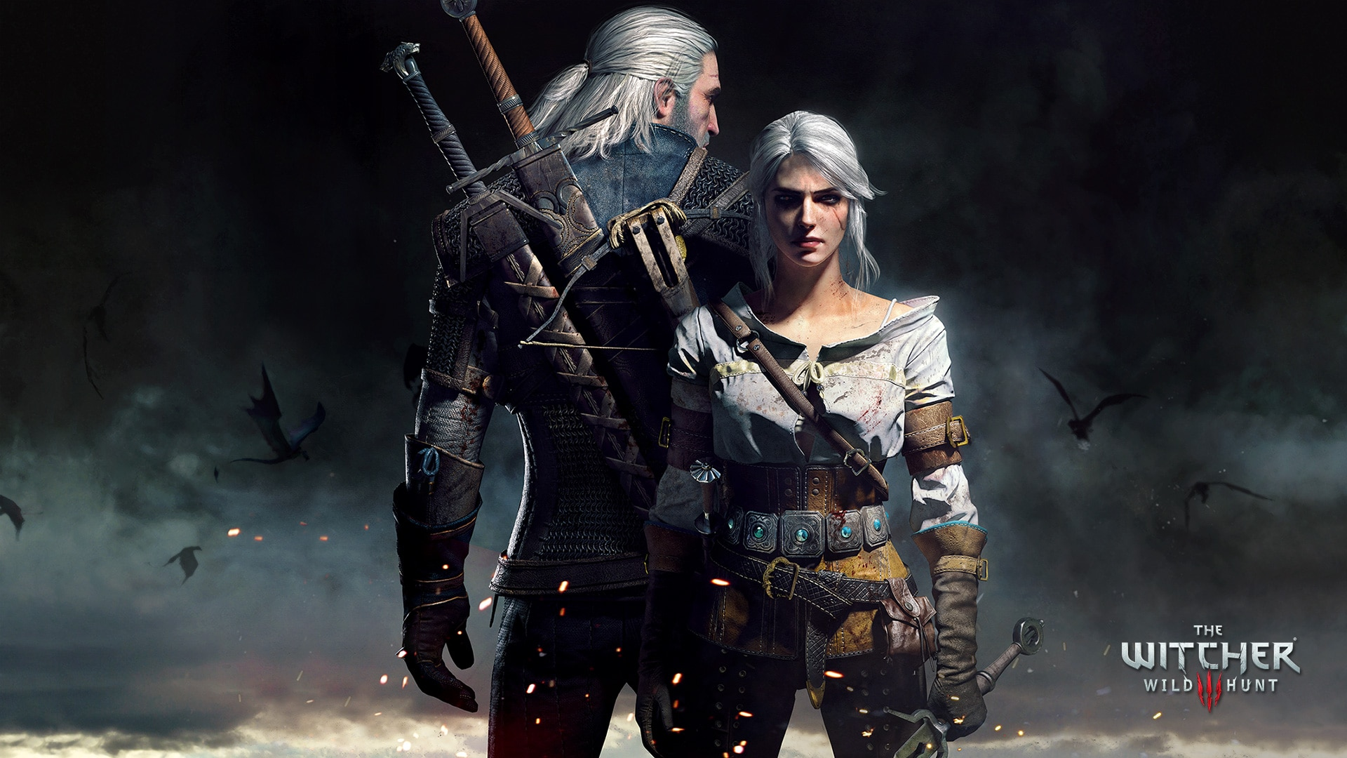 games witcher wild huntgame