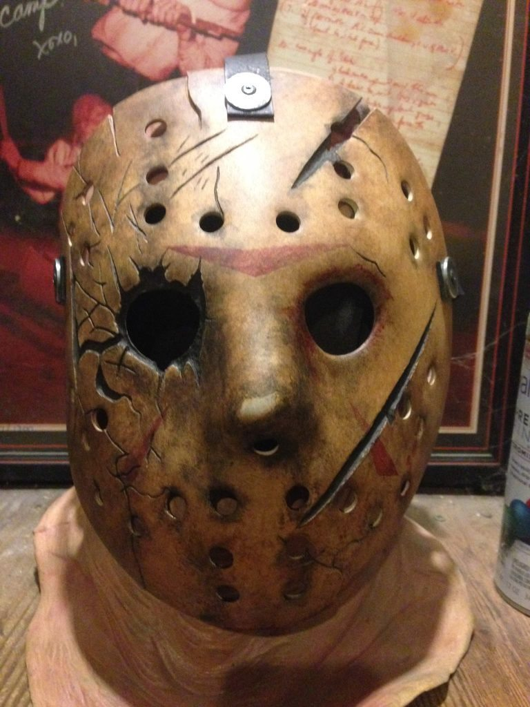 14074368 1066776053372320 1142594513 o 768x1024 - 11 Independent Artists Creating Screen Accurate Hockey Masks!
