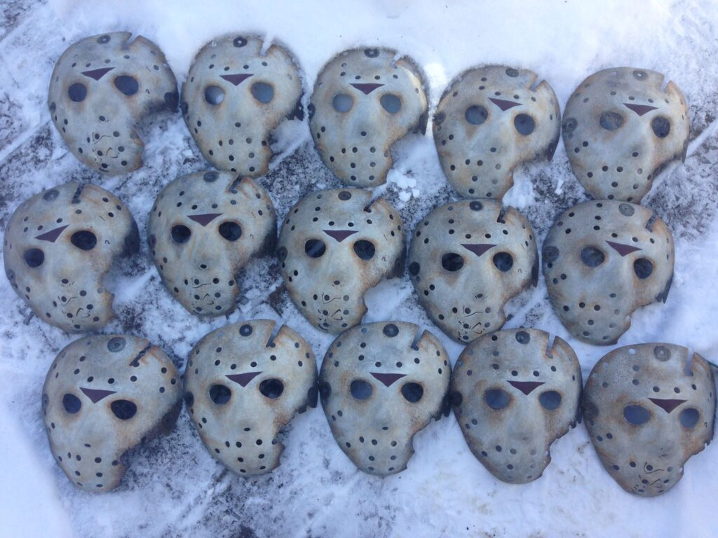 14074390 1066780046705254 441997300 o 1024x768 - 11 Independent Artists Creating Screen Accurate Hockey Masks!