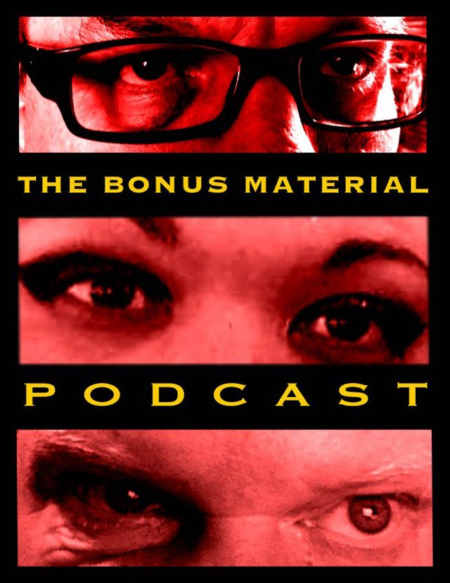 BMPLogo - The Bonus Material Podcast: Episode 94: Clive Barker