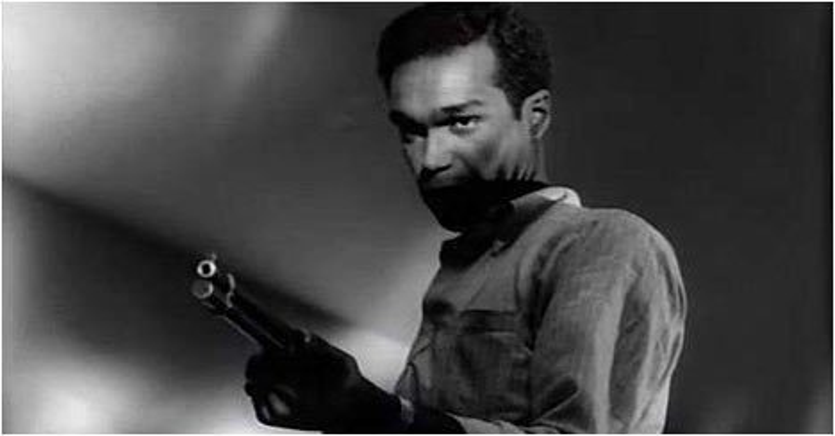 Duane Jones as Ben in George A. Romero's 'Night of the Living Dead'- Courtesy of Image Ten