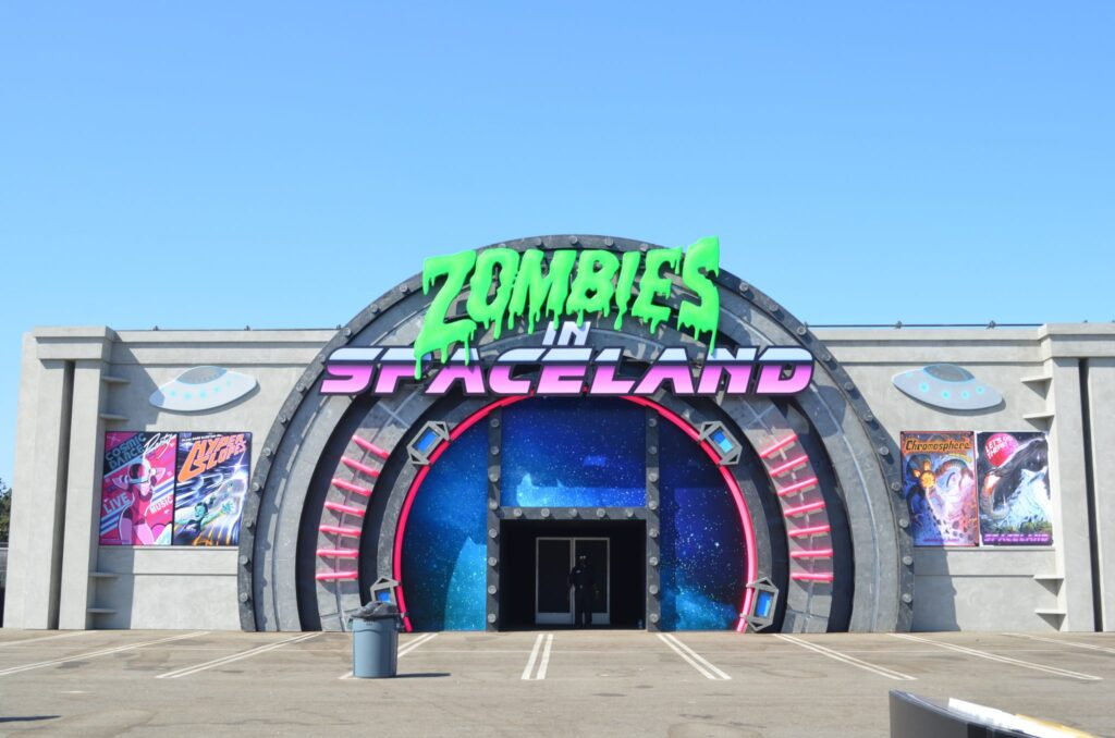 Cod Xp 2016 First Hands On With Zombies In Spaceland