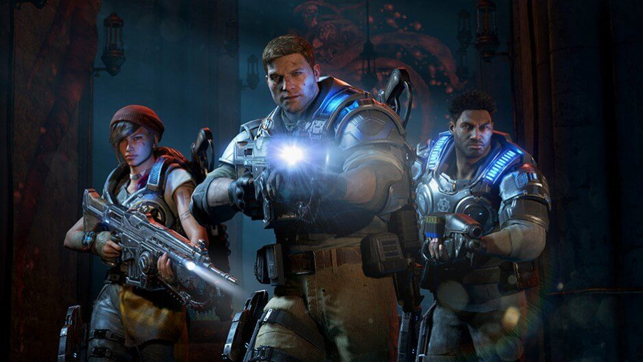 Gears of War 4 launch trailer 938x528 1 - Gears of War 4 Launch Trailer Orders You to Never Fight Alone