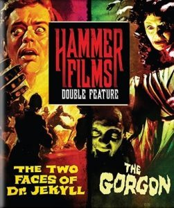 Hammer Film Double Feature The Two Faces of Dr. Jekyll The Gorgon 251x300 - DVD and Blu-ray Releases: September 6, 2016