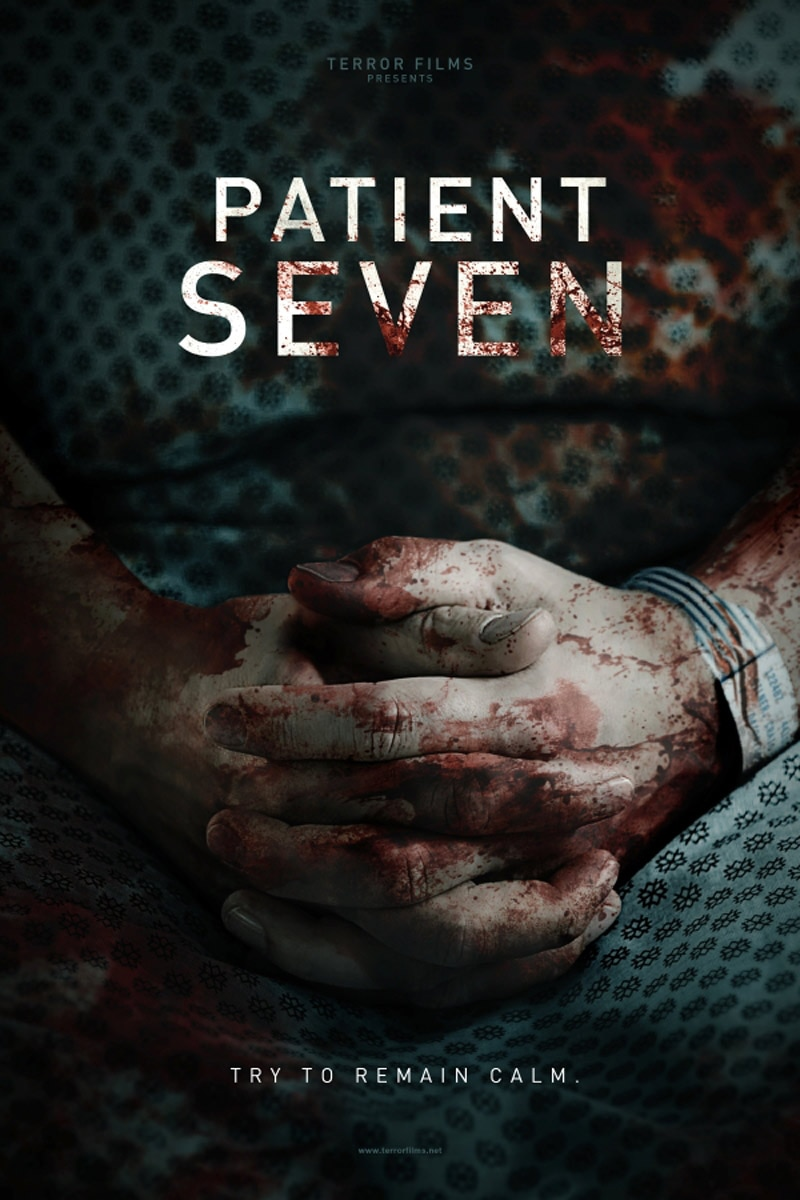 Patient Seven Danny Draven Movie Poster - Exclusive Patient Seven Video Explores a Variety of Mental Health Issues