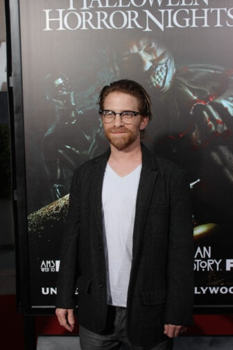 Seth Green11 336x504 - Halloween Horror Nights Hollywood - Dread Central Attends the Red Carpet Kick-Off; Photo Gallery