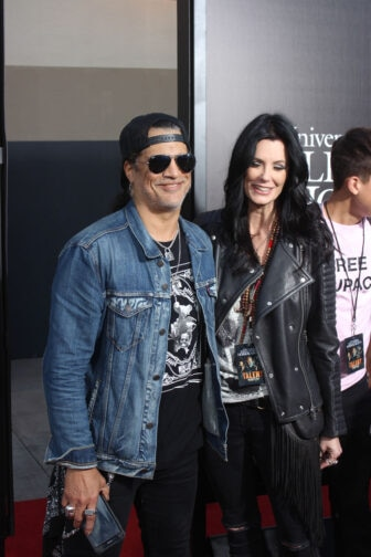 Slash12 336x504 - Halloween Horror Nights Hollywood - Dread Central Attends the Red Carpet Kick-Off; Photo Gallery