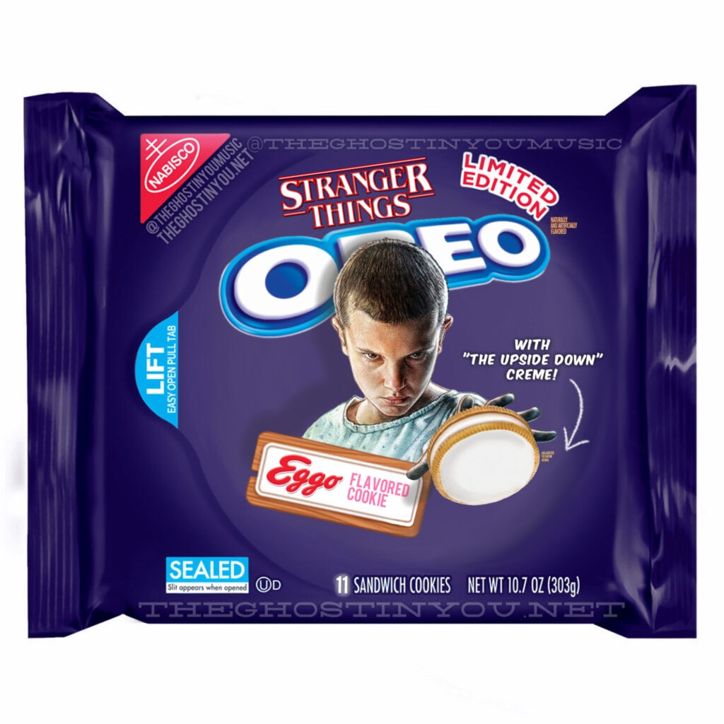 Stranger Things 1024x1024 - What if Your Favorite Horror Movies Got Their Own Oreos?