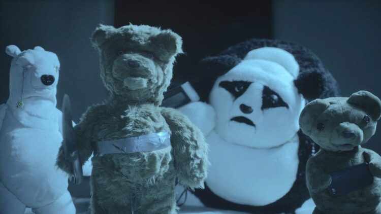 TBAFL 3 750x422 - New Short Shows that Teddy Bears Are for Lovers