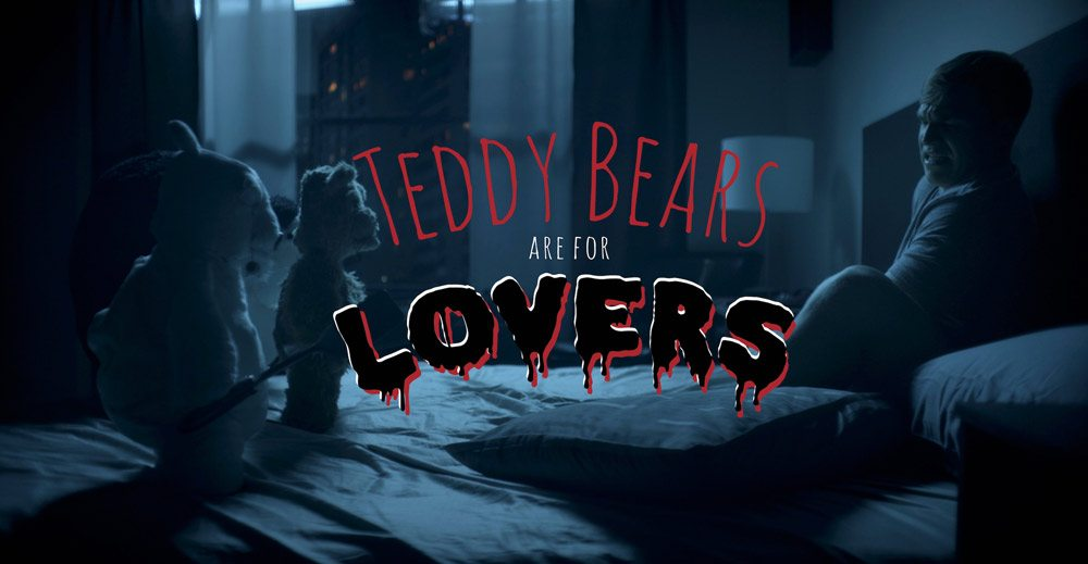 TBAFL s - New Short Shows that Teddy Bears Are for Lovers