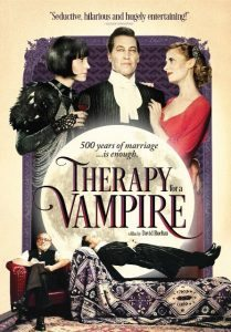 Therapy for a Vampire 2016 209x300 - DVD and Blu-ray Releases: September 6, 2016