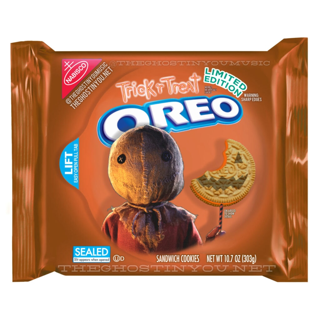 Trick r Treat 1024x1024 - What if Your Favorite Horror Movies Got Their Own Oreos?