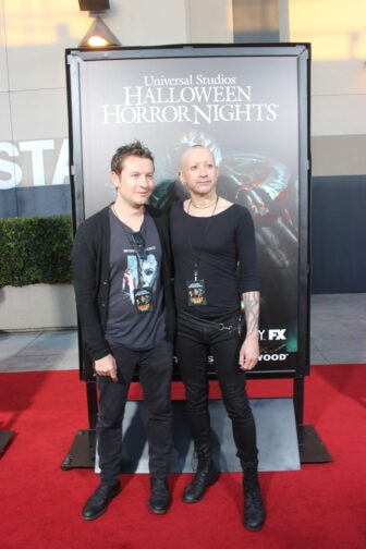 WhanellBishara14 336x504 - Halloween Horror Nights Hollywood - Dread Central Attends the Red Carpet Kick-Off; Photo Gallery