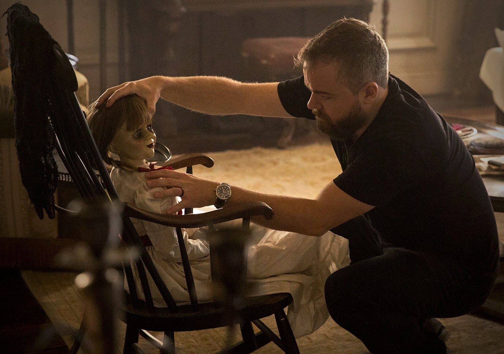 annabelle 2 - Annabelle: Creation - Exclusive Interview with Director David F. Sandberg