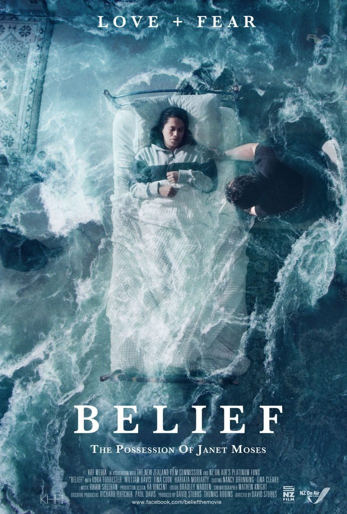 belief 691x1024 - Exorcism Docudrama Belief: The Possession of Janet Moses Finds a Home