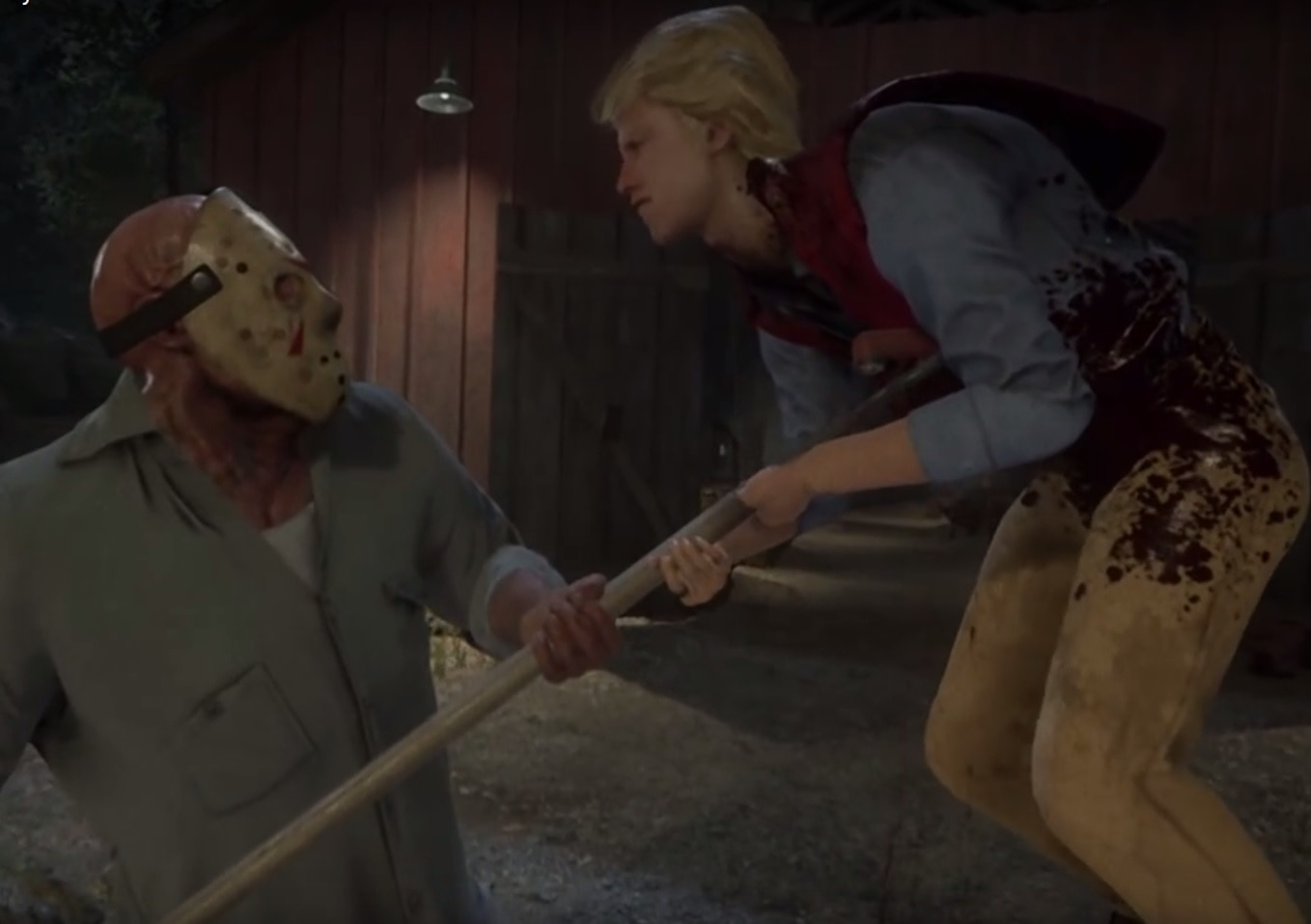 friday the 13th game - Friday the 13th: The Game Shows Off Brutal Kills in Coolest Video Ever