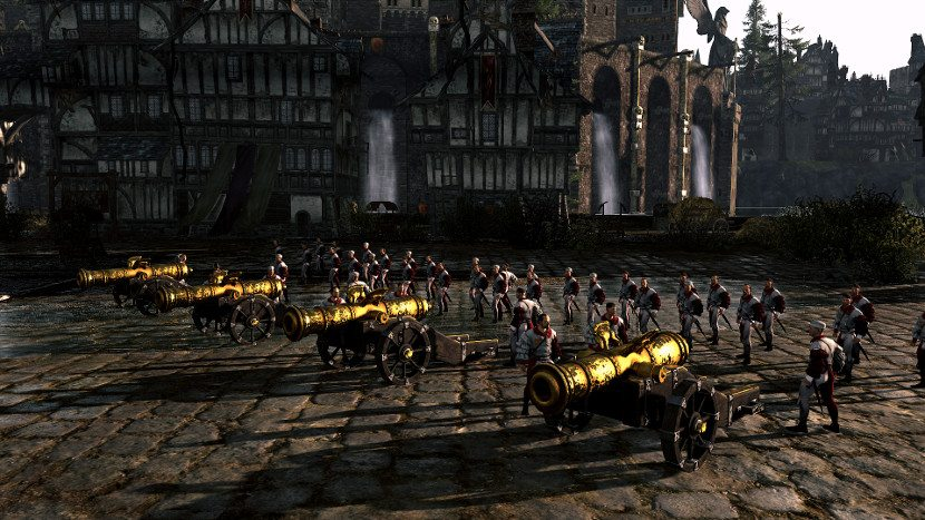 Total War: Warhammer - The Grim and the Grave (Video Game