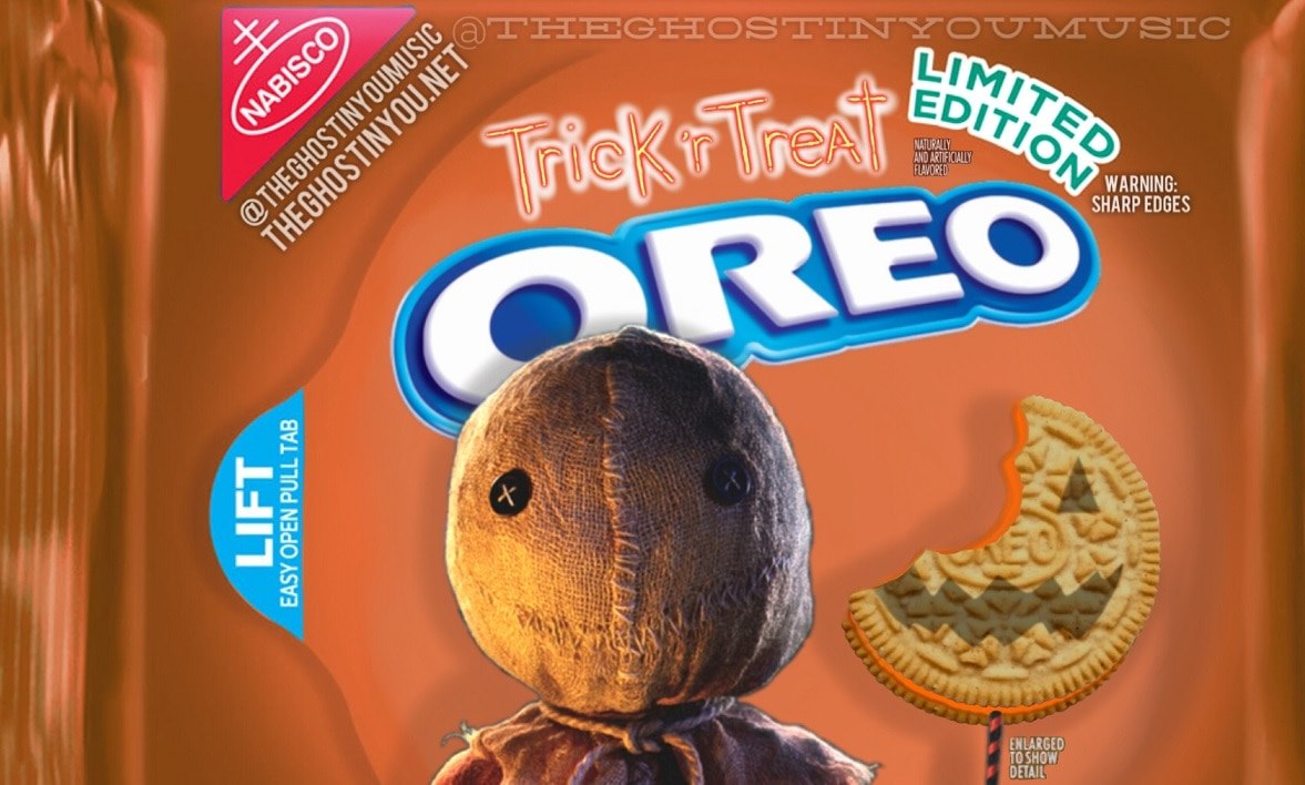 What If Your Favorite Horror Movies Got Their Own Oreos