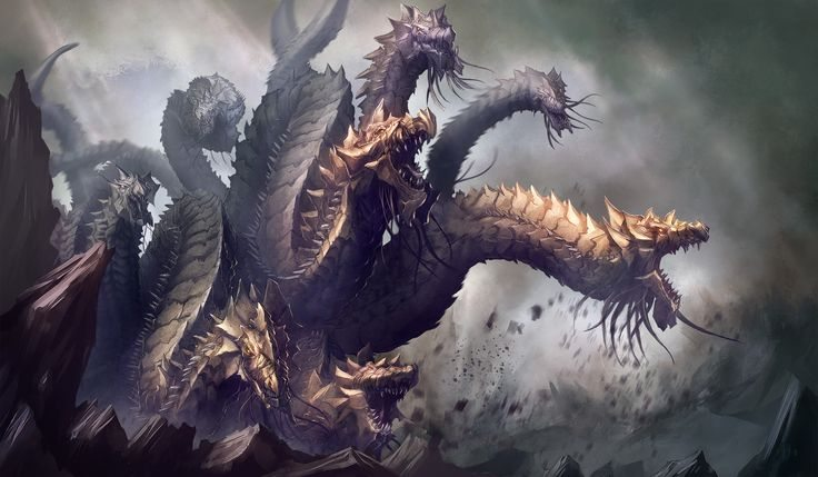 hydra - Stranger Things Season 2 - 10 Dungeons and Dragons Monsters We Want to See