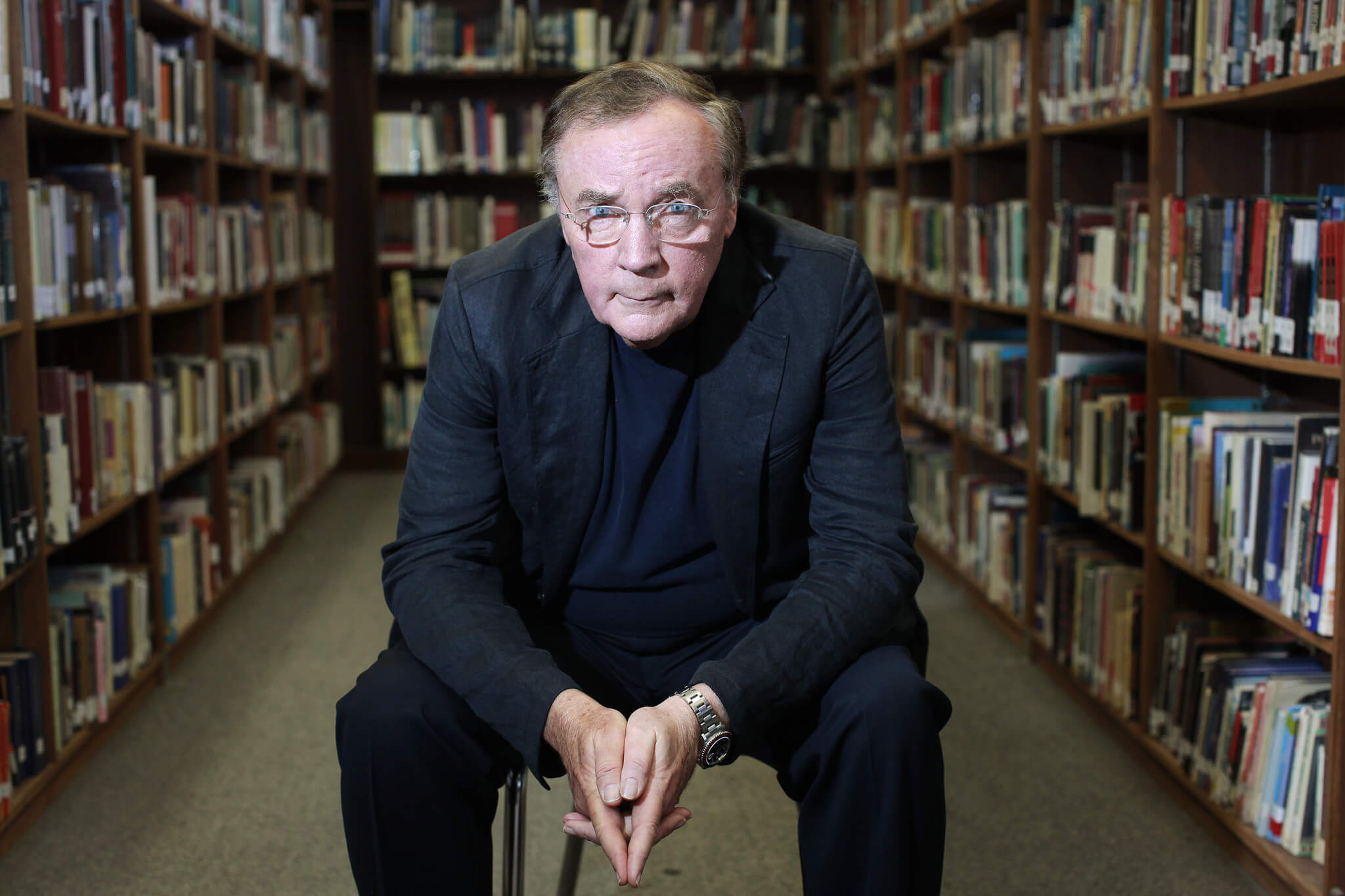 Stop The Presses: James Patterson Cancels His Murder of Stephen King ...
