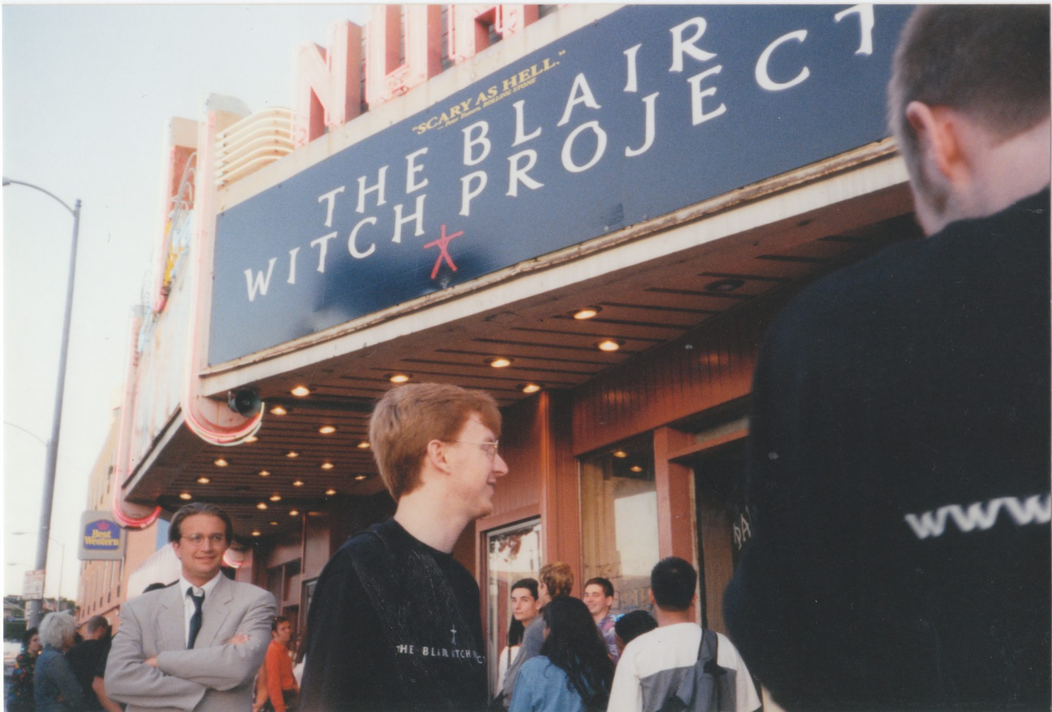 marquee - The Making of The Blair Witch Project: Part 7 - The Embiggening