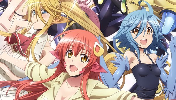 monstermusumereviewfeatured - Monster Musume no Iru Nichijou - (Anime Series)