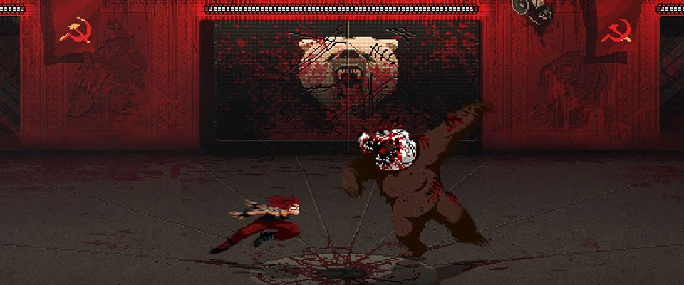 mother russia bleeds10 1 - Gore-soaked Beat 'Em Up Mother Russia Bleeds Pounds its Way onto Steam
