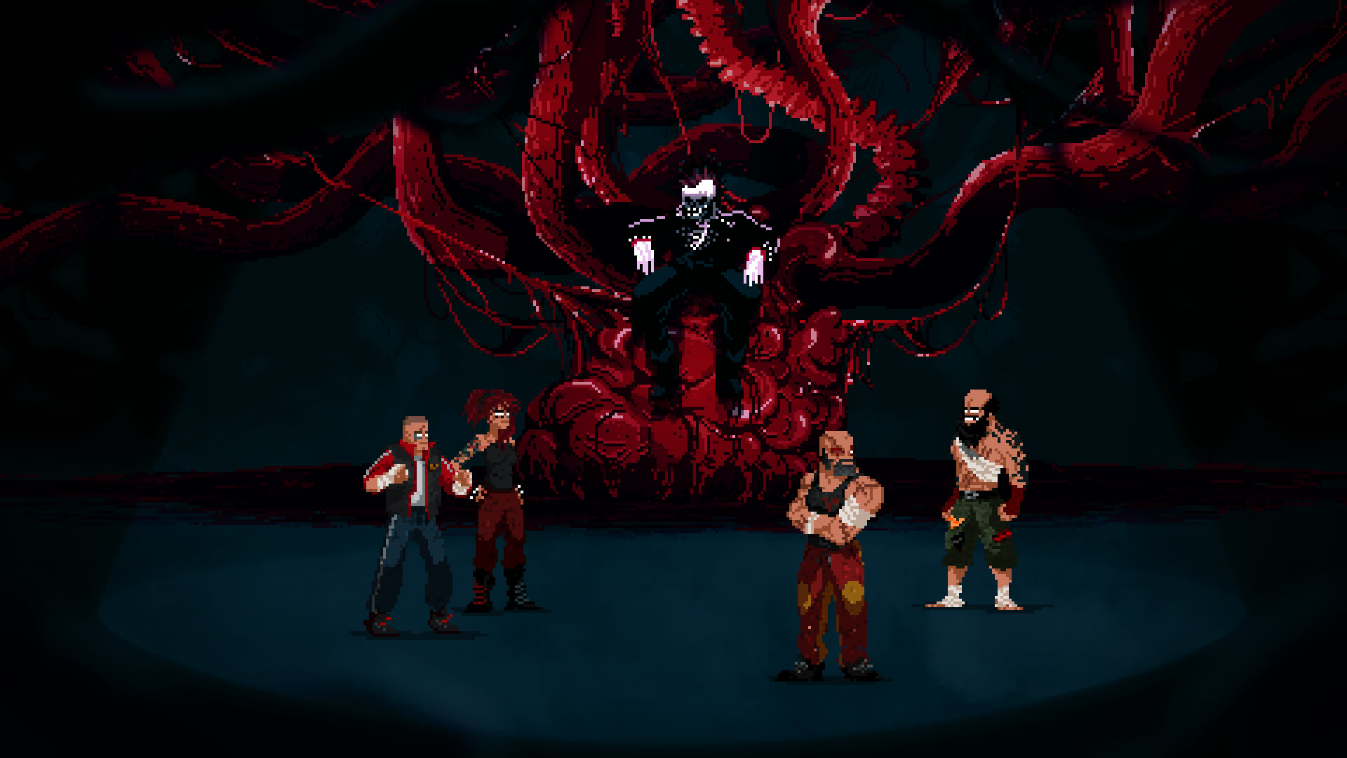 mother russia bleeds11 1 - Gore-soaked Beat 'Em Up Mother Russia Bleeds Pounds its Way onto Steam