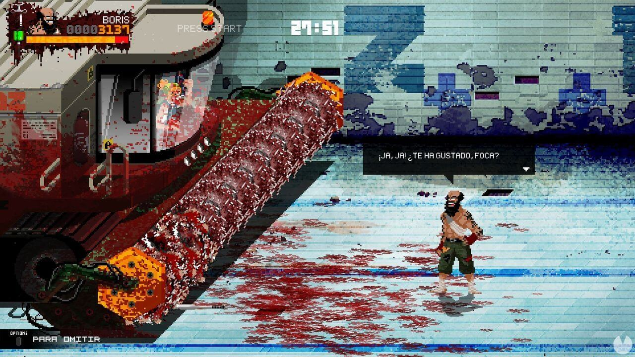 mother russia bleeds5 1 - Gore-soaked Beat 'Em Up Mother Russia Bleeds Pounds its Way onto Steam