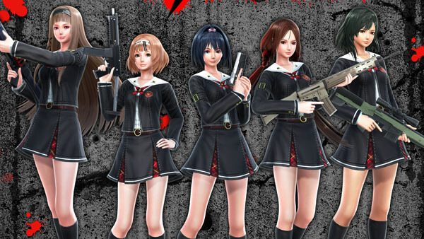 SGZH School Girl Zombie Hunter PC Game Download