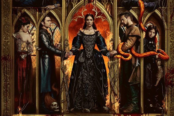 salem season3 tapestryart s - Let Marilyn Manson Take You Behind the Scenes of Salem Season 3; Cast & Crew Live Tweeting Episode 3.02